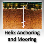 Helix Anchoring