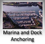 Marina and Dock Anchoring